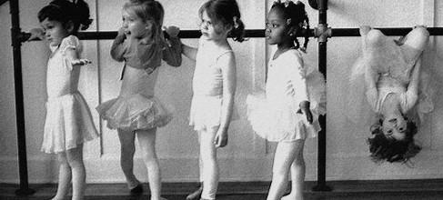 Ballet, nueva actividad Infantil del Arenas Sport Center