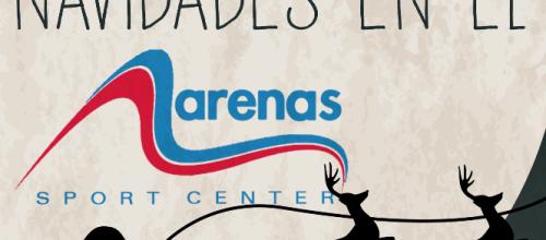 INSCRÍBETE A LAS MASTER CLASS DE NAVIDAD DEL ARENAS SPORT CENTER