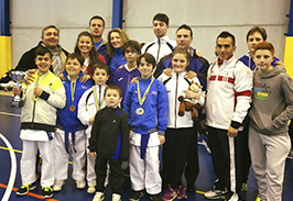 POrtada Nocticia Infantil Karate