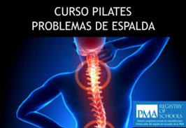 CURSO PILATES Y PROBLEMAS DE ESPALDA