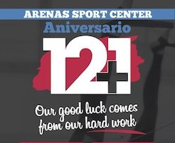 arenas red