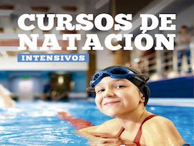 CURSOS DE INTENSIVOS DE NATACIÓN