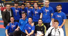 El CD Arenas, Bronce en el Campeonato de España de Clubes