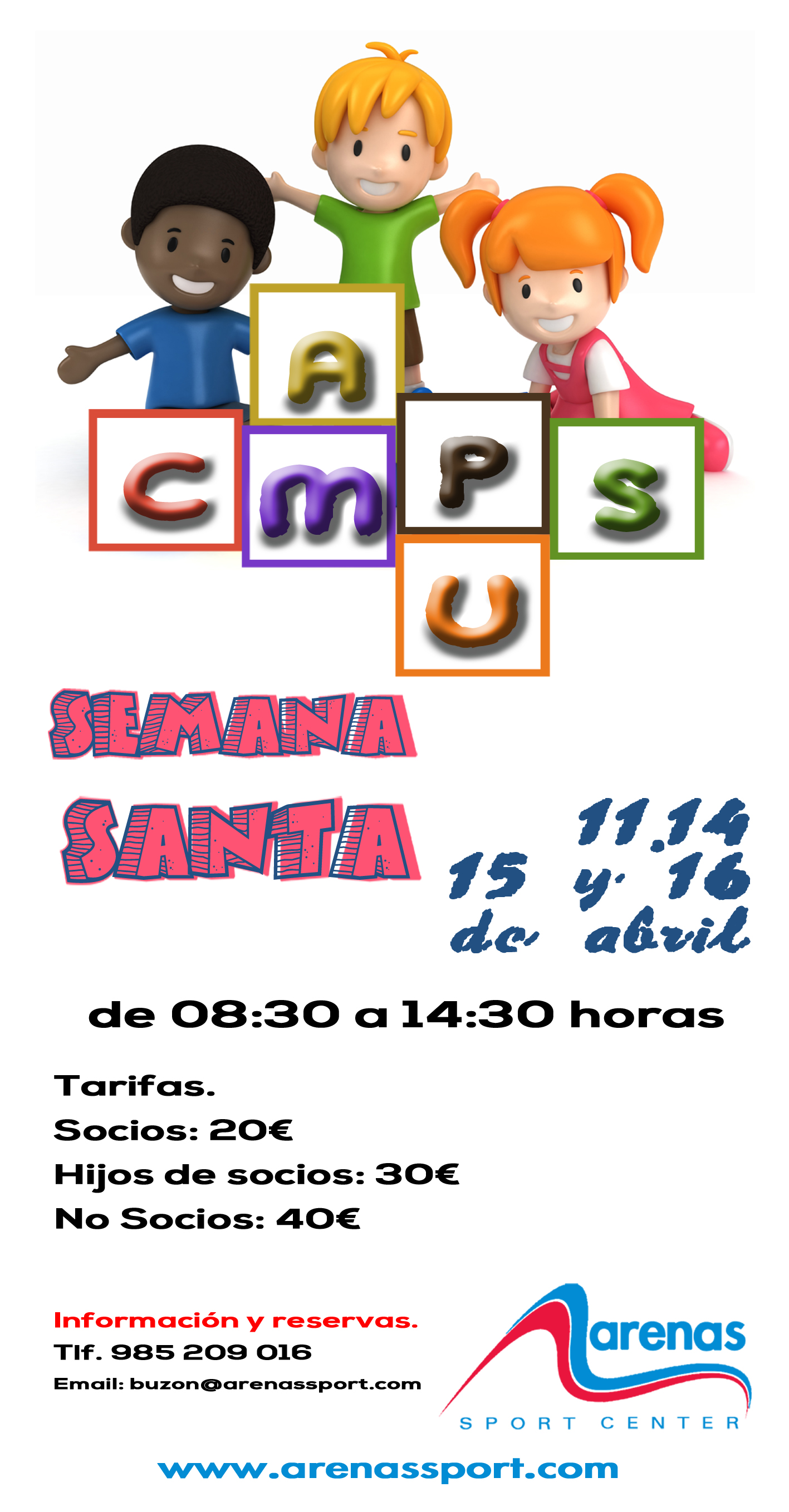 FLYER CAMPUS SS 2014