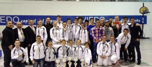 Campeonato de Asturias Cadete, Junior y Sub-21 de karate