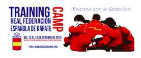 TRAINING CAMP RFEK 2015