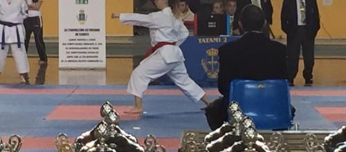 16 medallas para el CD Arenas en el Campeonato de Asturias Cadete, Junior y Sub-21