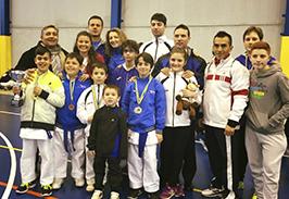 Campeonato de Asturias Alevín, Infantil y Juvenil de Karate