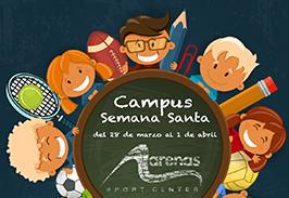 CAMPUS INFANTIL DE SEMANA SANTA 2016, EN OVIEDO