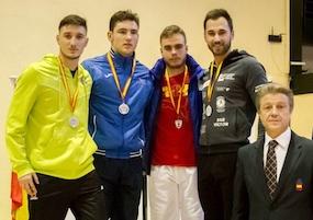 Nuevas medallas para nuestros deportistas.